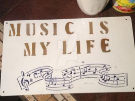 Music Is My Life by Mk1145