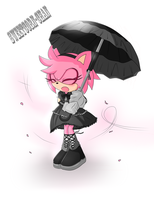 Amy - Gothic Lolita style by Sweetcorn-chan