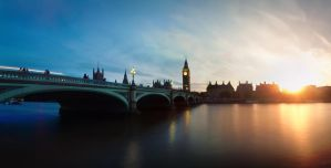 Westminster Panorama by TamarViewStudio