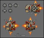 Mighty Flame Thrower by Emortal982