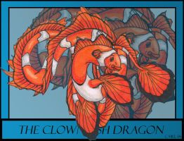 The Clown Fish Dragon by chostopher