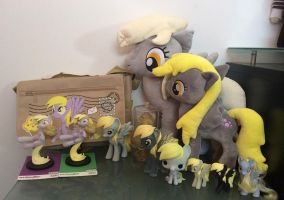 Derpy Collection Jan 2014 by Blue-Shift-Recall