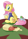 12-20-14 Fluttercozy the Third by astarothathros