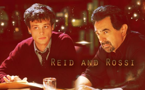 Criminal Minds Rossi and Reid by Anthony258