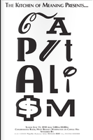 Capitalism Poster by quidprosno