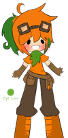Carrot by sugareclair
