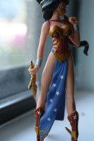 Wonder Woman Shot Oh Three by sdrcow
