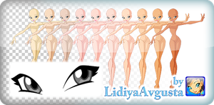 10 Mannequins-Enchantix_2 RAR - Download by LidiyaAvgusta
