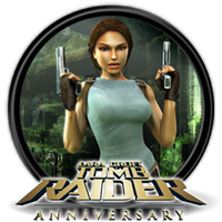 Tomb Raider: Anniversary (2007) - Icon by Blagoicons