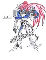 Justice by GothSun