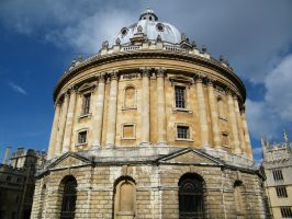 Radcliffe Camera, Oxford by Cosmic-Cherry-Tree