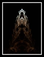 Abstract Smoke Series 01 by mgfletcher