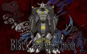 Blackwargreymon by Spyke89