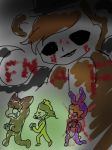 Five Nights at Slendy's by Sushilover218er
