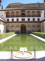The Alhambra Palace IIII by SuperSquirrel01