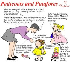 Petticoats and Pinafores 5 by Daphnesecretgarden