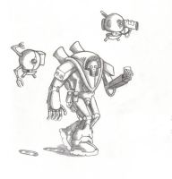 Robots on the move by khurth