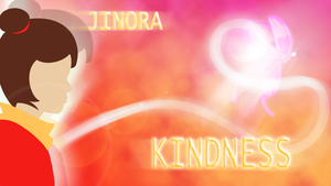 Kindness - Jinora by MountainLygon