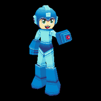 Megaman by madPXL