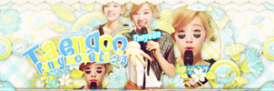 26/7 Taengoo Request for Event by @Bunny by BunnyLuvU