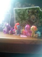 My new MLP things :D by xNightSurferx