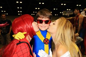 Cyclops Lady Killer 2 By Danny Hunter by ComicChic19