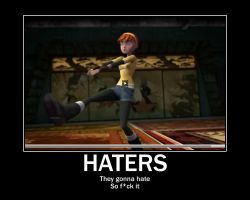 Haters by aliengirl13