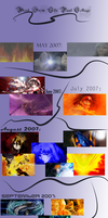 Blast From The Past Collage by EpiC-NOVA
