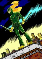 Roof Top Kick-Ass by Davoe