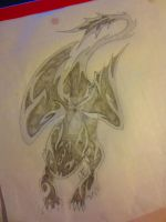 Night Fury Tribal Design 2.0 DONE by DarkenedSoul12