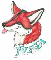 Fuega Badge Trade by SaltyPuppy