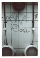 urinals by ertanvelimatti