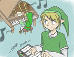 Piano Links by Graveluck