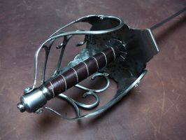 Mortuay Hilt - 5 by Danelli-Armouries