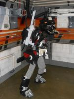 Anime Expo 2013: Lightning Saix 2 by MidnightLiger0