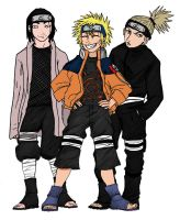 Team 7 The Next Generation by phalon1111