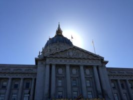 San Francisco City Hall by deathraven479