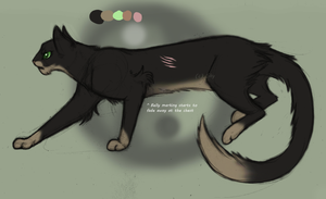 Erskine of Suran- New Ref Image by Sky-Lily