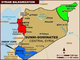 Syrian Balkanization by 3D4D