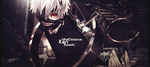 Ken Kaneki by 0Mystogan0