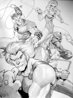 ThunderCats for PowerCon by EJ-Su