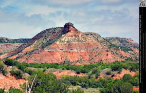 Palo Duro Canyon 15 by DamselStock