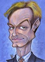 Niles Crane by Elusive-Angel