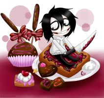 Jeff The Killer Cookies by KillerLovelyMins
