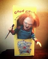 NECA Chucky Figure by SquirrelCat1998V2