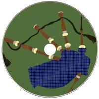 Bagpipe cd art by hiddentalent1