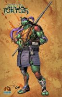 Donatello - Teenage Mutant Ninja Turtles Colors by Cadre