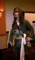 Captain Jack Sparrow Cosplay by Scraner