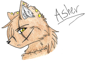 Vulpine Imperium- Asher by Fire-Girl872