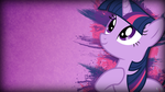 Grunge Twilight Wallpaper by TwopennyPenguin